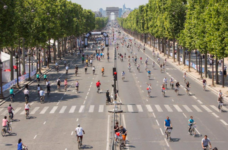 paris will ban cars for one day
